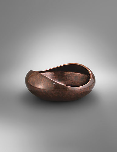 Nambe Metal Heritage Pebble Bowl