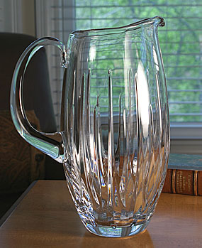 Reed & Barton Soho 2 Liter Pitcher