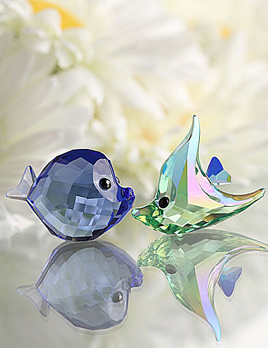 Swarovski Lovlots Sealife Shelly & Sam