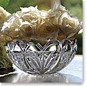 Cashs Crystal Hawthorne Fairy Heart Bowl