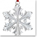 Reed and Barton Silver Snowflake Ornament