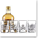 Cashs Crystal Shot Glass Set of Four Patterns