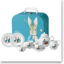 Wedgwood China Peter Rabbit Childrens Tea Set