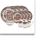 Johnson Brothers His Majesty 16 Piece Set