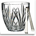 Marquis By Waterford Brookside Clear Ice Bucket
