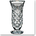 "Waterford Marlene 8"" Footed Vase"