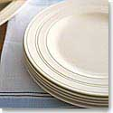 Jasper Conran By Wedgwood China Casual Cream Salad Accent Plate, Single
