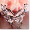 Swarovski Butterfly Crystal Aurore Boreale