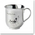 Wedgwood Peter Rabbit Silver Baby Cup