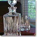 Reed and Barton Soho Square 26 oz. Decanter