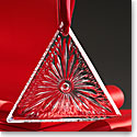 Waterford 2016 Times Square Triangle Disk Ornament