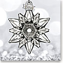 Waterford 2016 Mini Snowflake Ornament