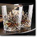 Waterford Huntley Whiskey DOF Glasses, Pair